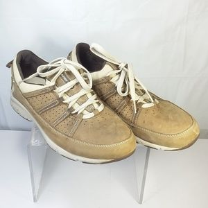 LANDS'END Tan  Shoes sneakers casual sport
